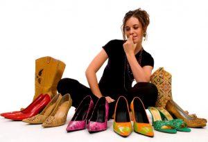 Интернет магазины обуви