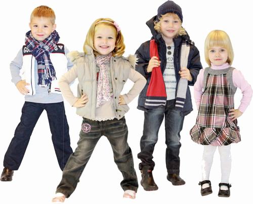 Интернет магазины детской одежды